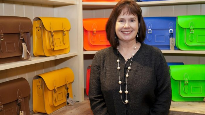 Julie Dean, OBE | Founder of The Cambridge Satchel Company