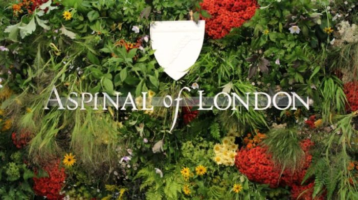 London Fashion Week | Aspinal of London