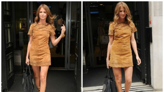 Steal Her Style | Millie Mackintosh's Fringed Bag