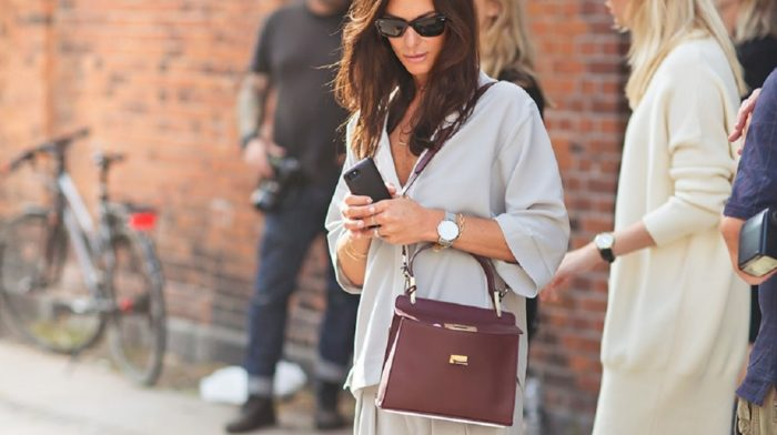 How to Style | The Burgundy Trend