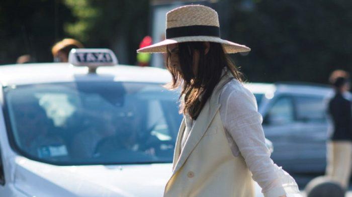 Summer Accessory Essential | The Straw Hat