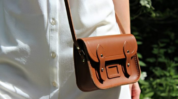 Styling The Cambridge Satchel Company AW15 Collection
