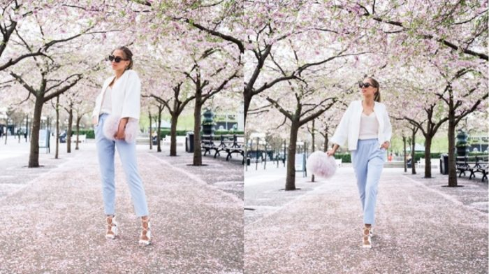 How to Wear the Pastel Trend