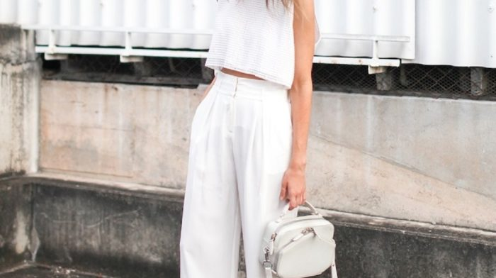 Trend | Head-to-Toe White