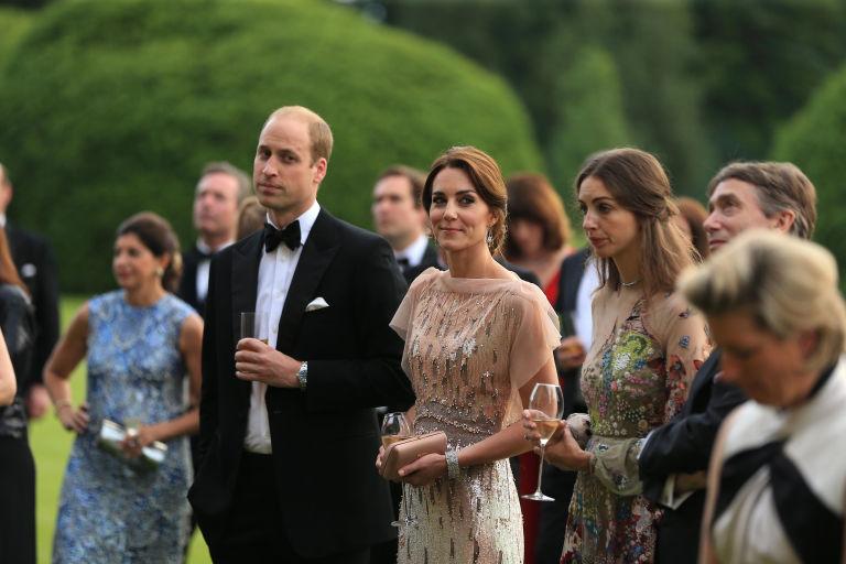 Kate Middleton Jenny Packham