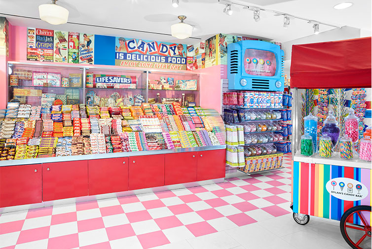 Dylans Candy Bar New Yor