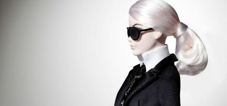 Karl Lagerfeld Barbie HP