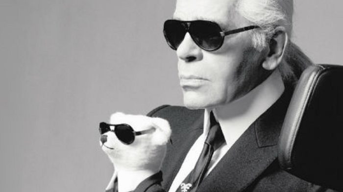 We Wish Karl Lagerfeld Was Our BFF. Here's Why