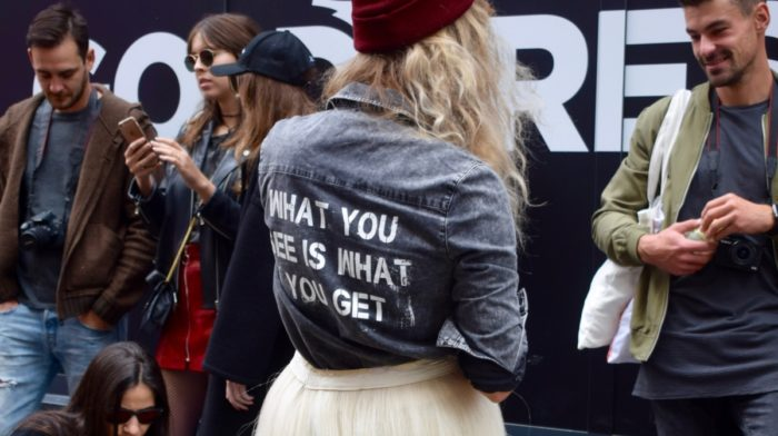 Papped By MyBag | LFW Street Style