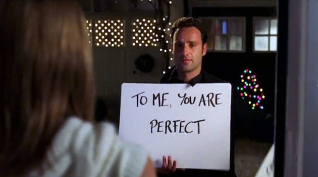 Christmas party love actually