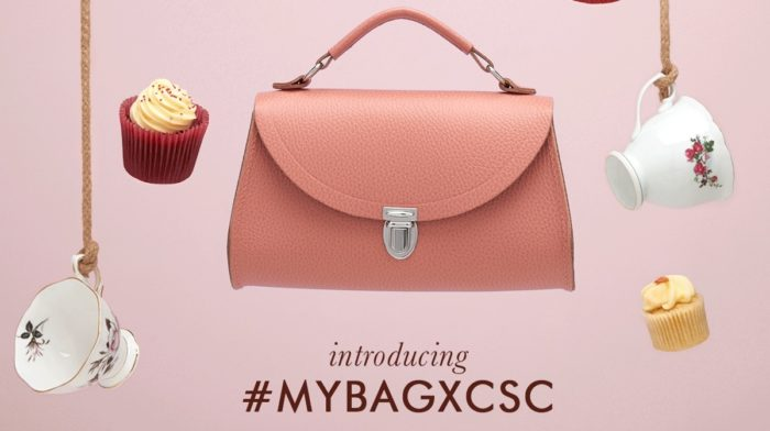 Stop Everything: The MyBag X Cambridge Satchel Company Collaboration Is Here!