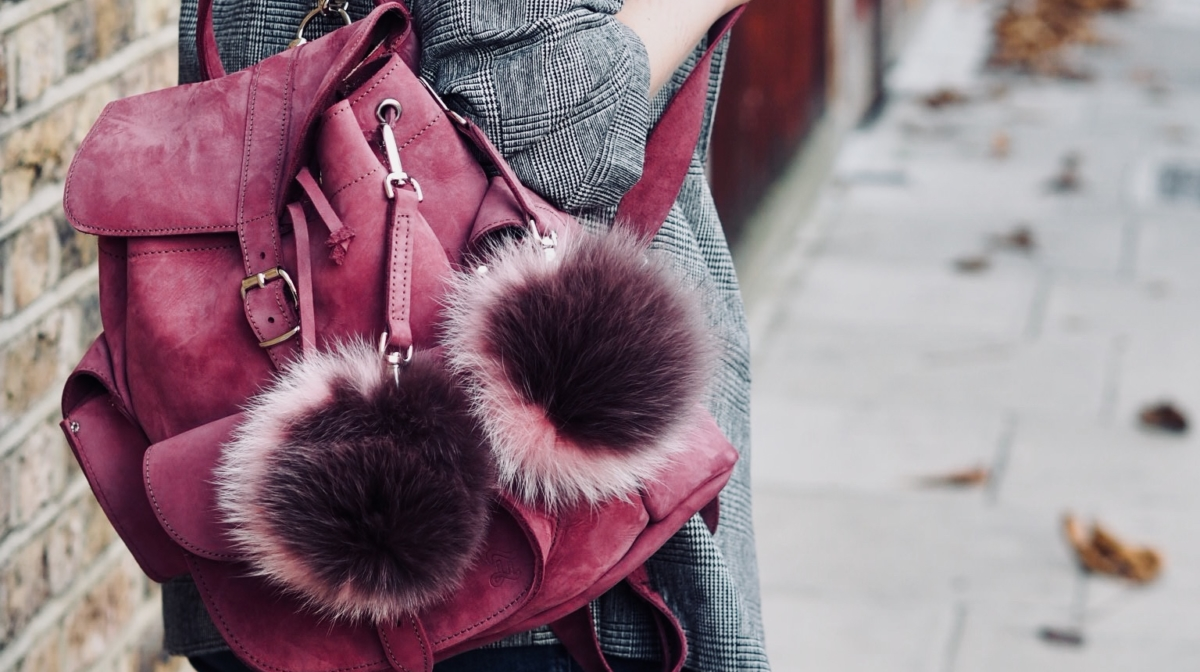 5 Reasons Every Woman Needs a Fashionable Backpack
