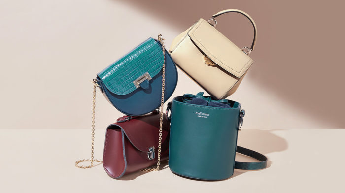 This Season's Latest Bag Colour Trends for AW18