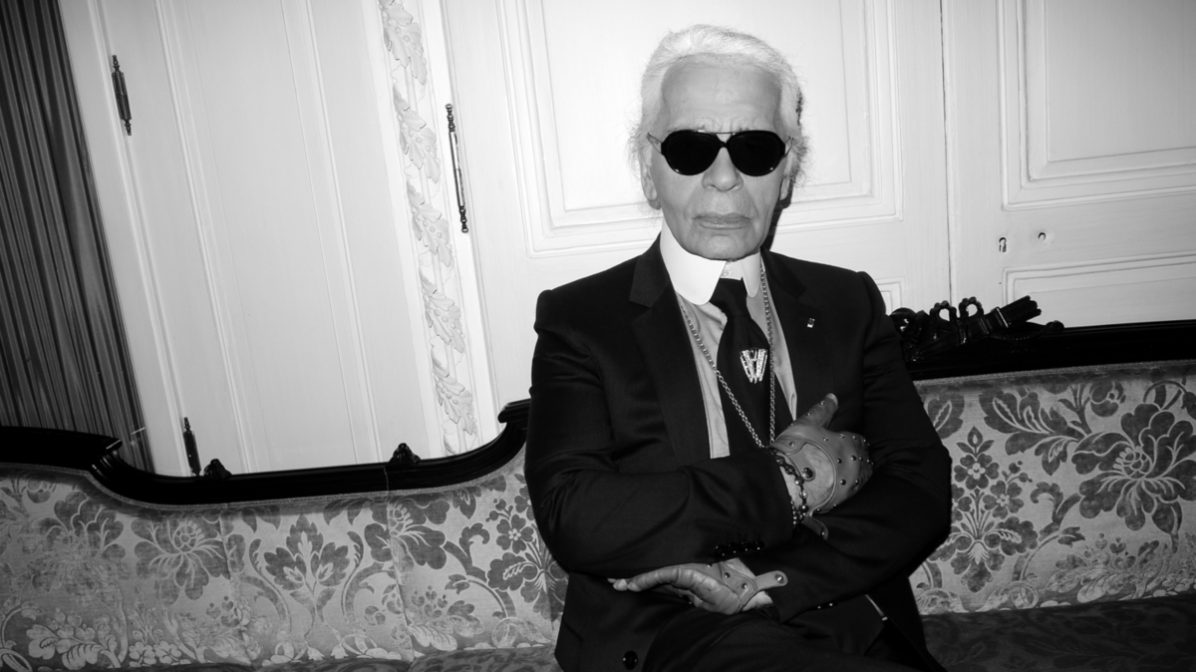 Karl Lagerfeld   The History of an Icon