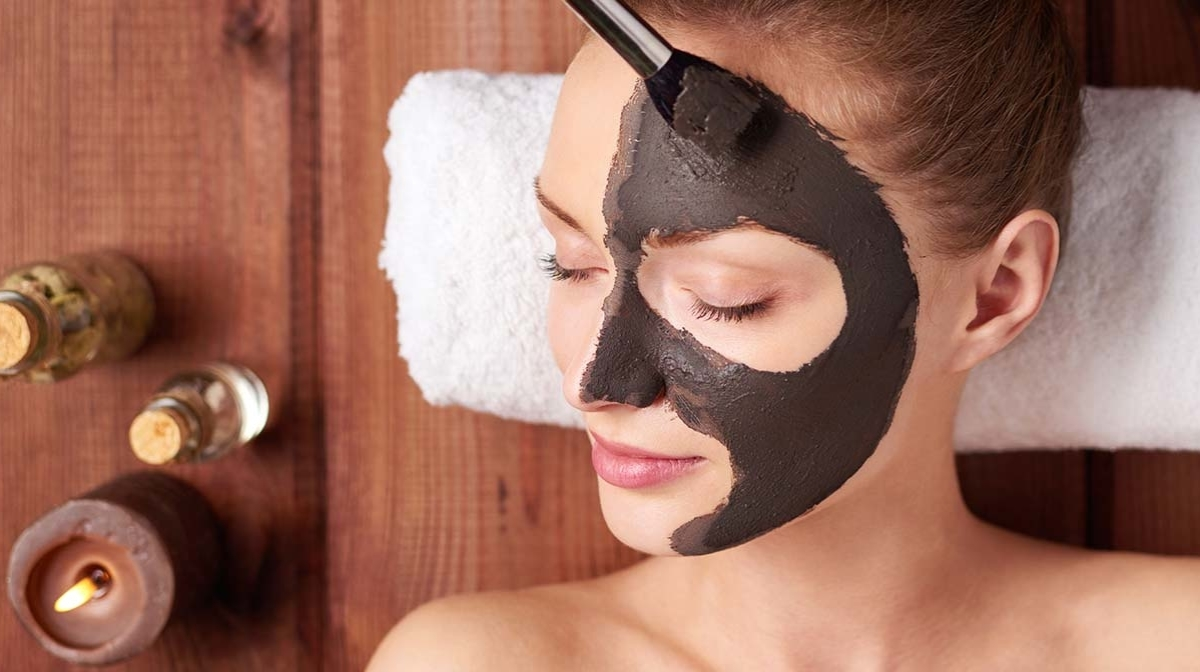 A great mask is like a four leaf clover!