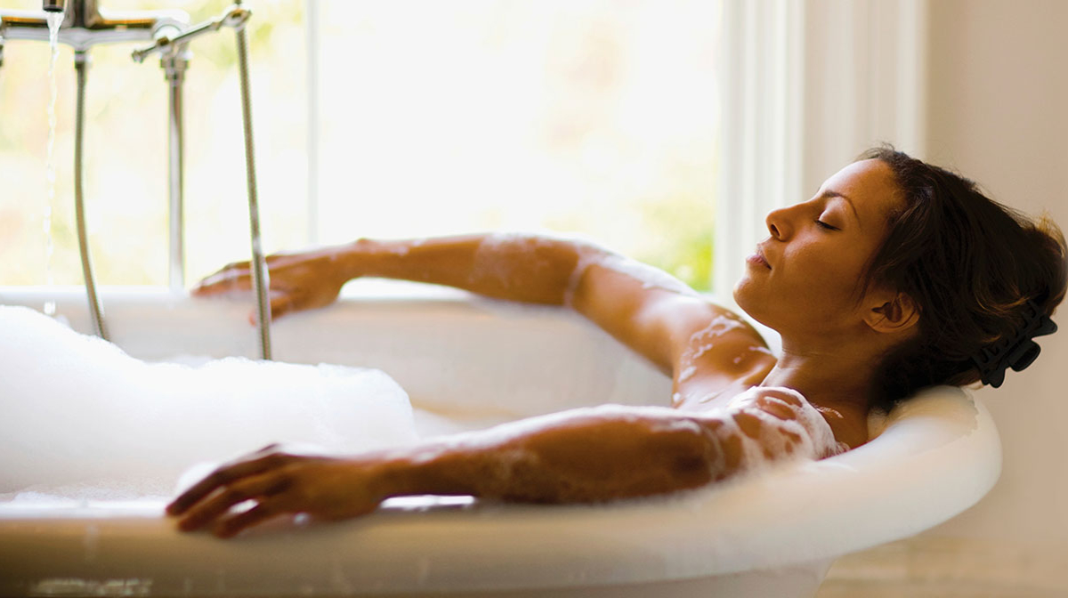 Secrets to Taking the Perfect Bath