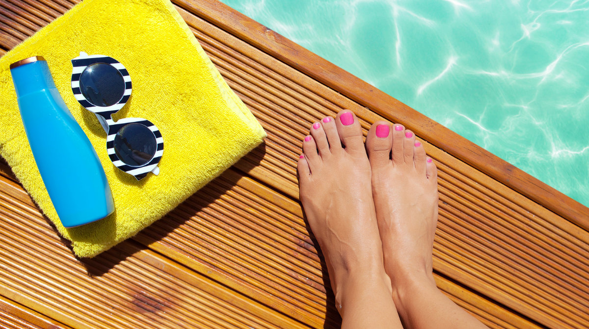 DIY Pedicure How-To