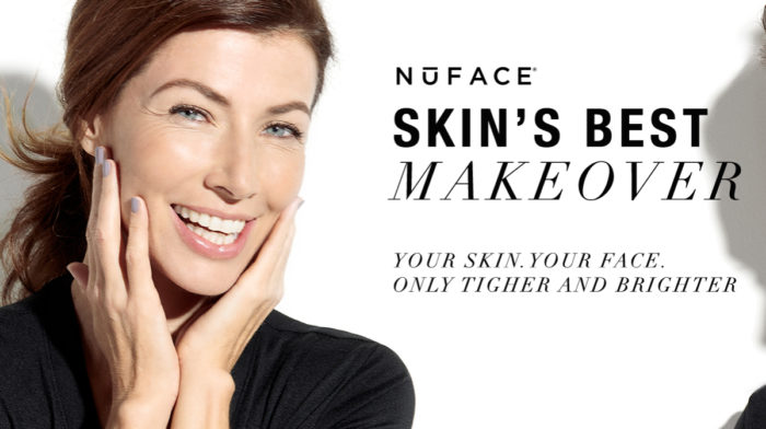 Tone Your Face at Home with NuFACE