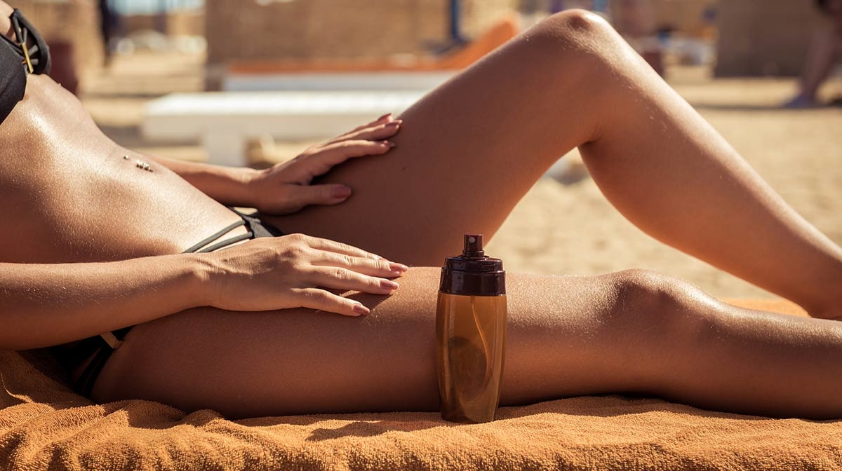 The Top 10 Fake Tans for Face and Body