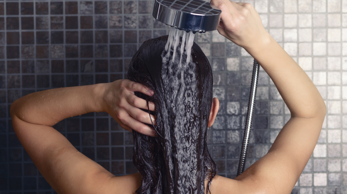 Are You Washing Your Hair Properly?