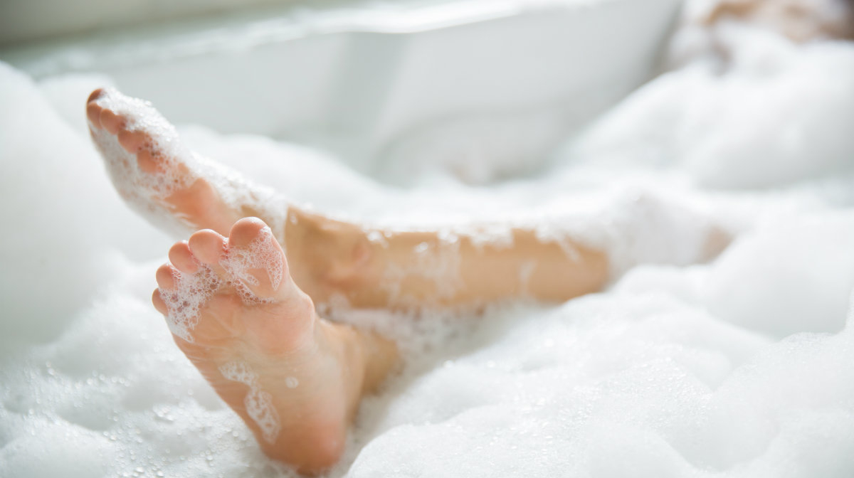 How to Treat Dry Skin on Your Feet
