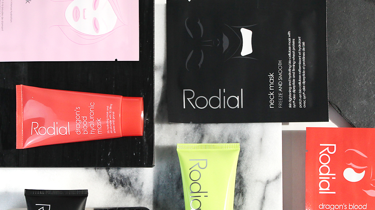 Self Improvement Month: Inspiration from Rodial