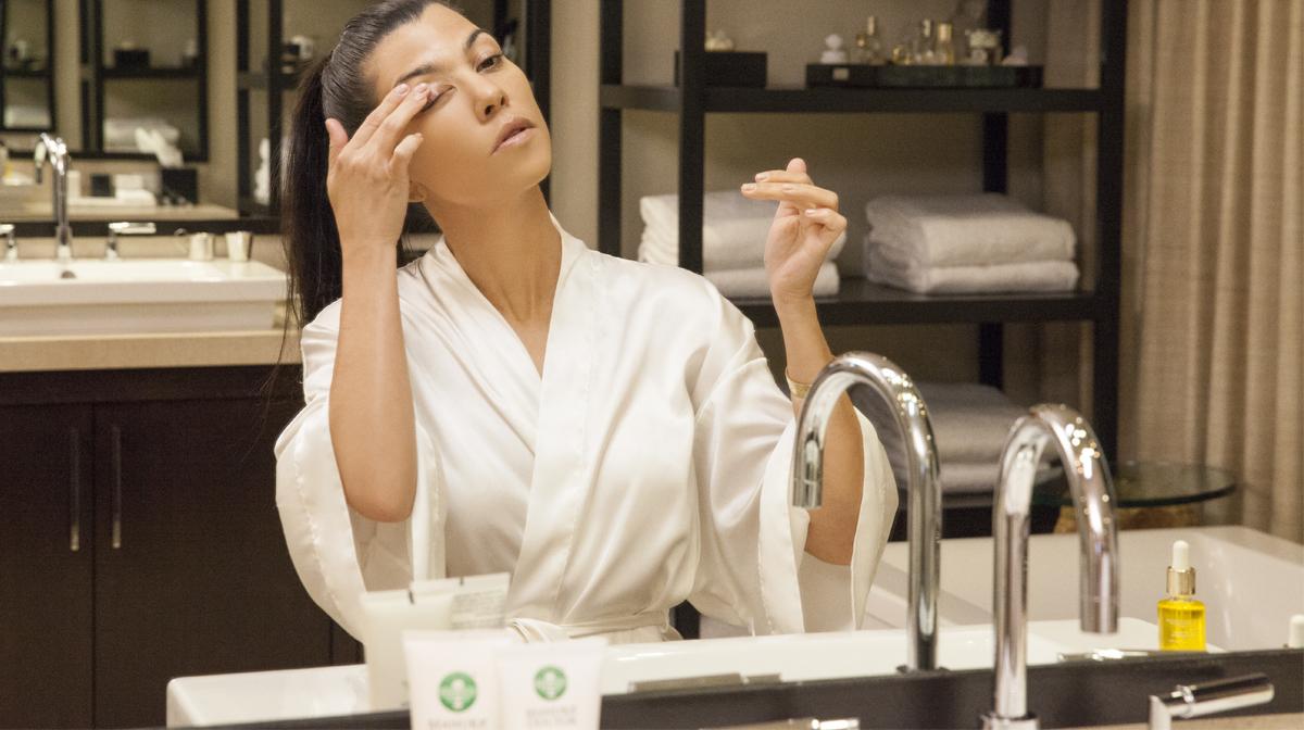Why Kourtney Kardashian Loves Manuka Doctor