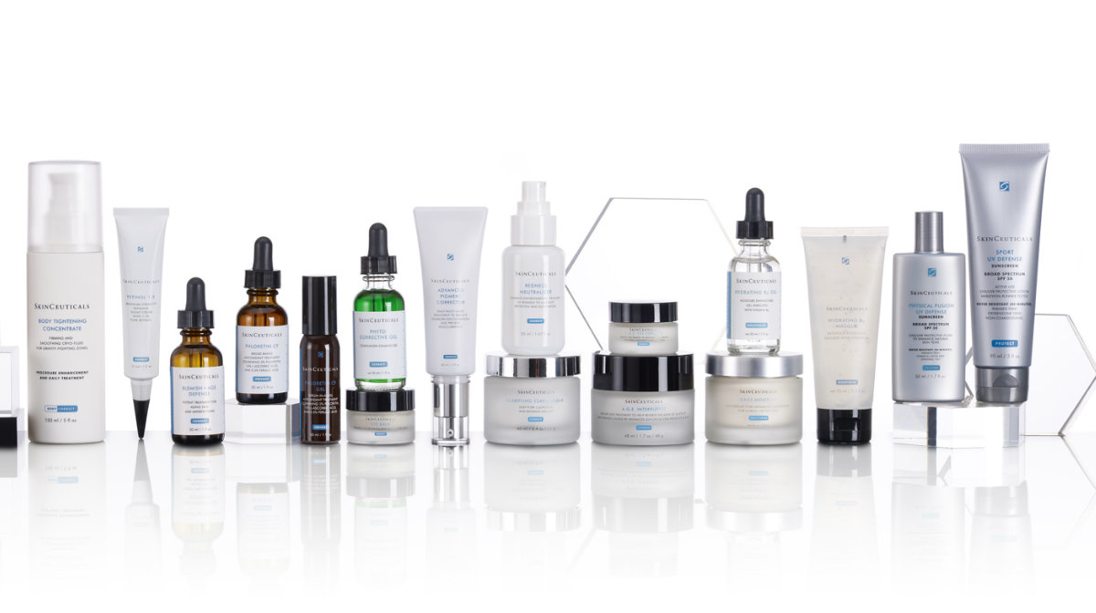 SkinCeuticals Takeover: Gels and Serums