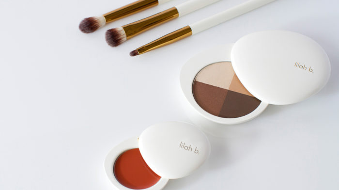 Make-up Simplified with lilah b.