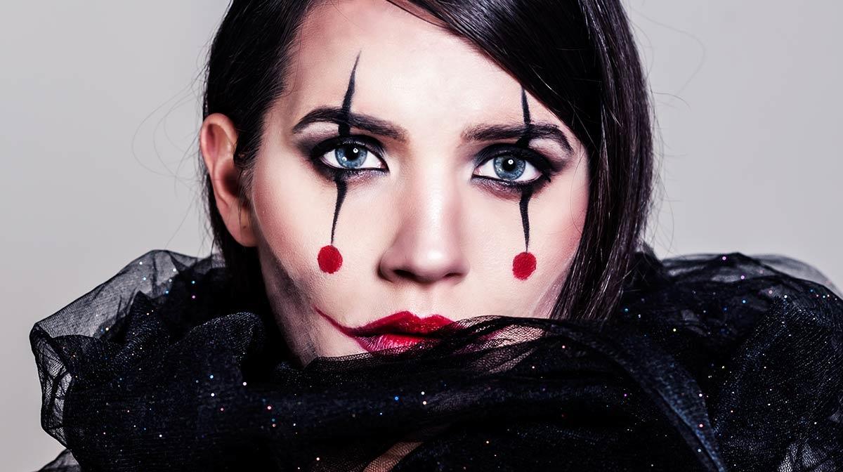 Make-up Tricks for Halloween