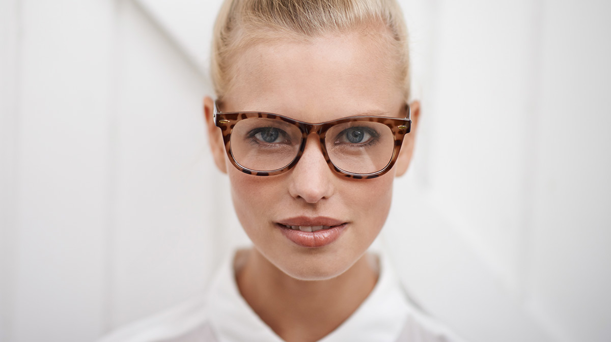 Beauty for Girls who wear Glasses