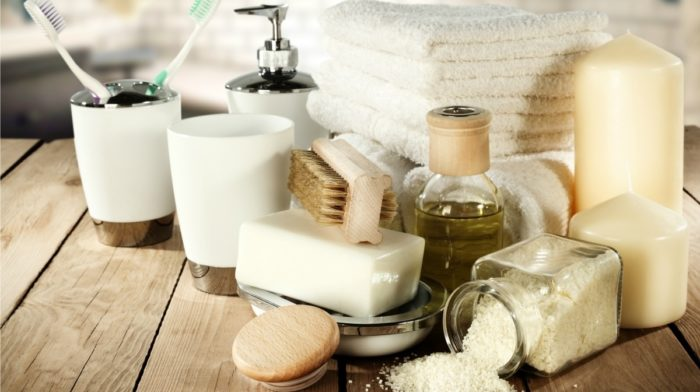 10 Products that Bring the Spa Home