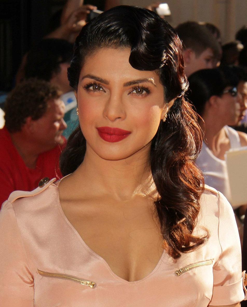 Priyanka Chopra Headshot