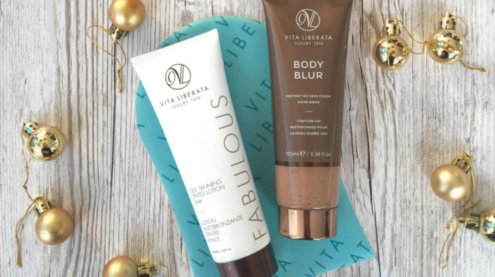 Achieve a Golden Glow with Vita Liberata