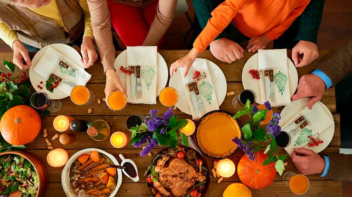 Thanksgiving Ingredients Which Make You Beautiful