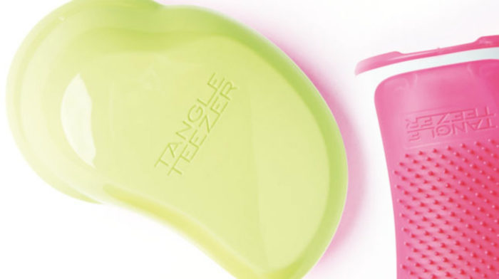 Introducing: Tangle Teezer Brushes