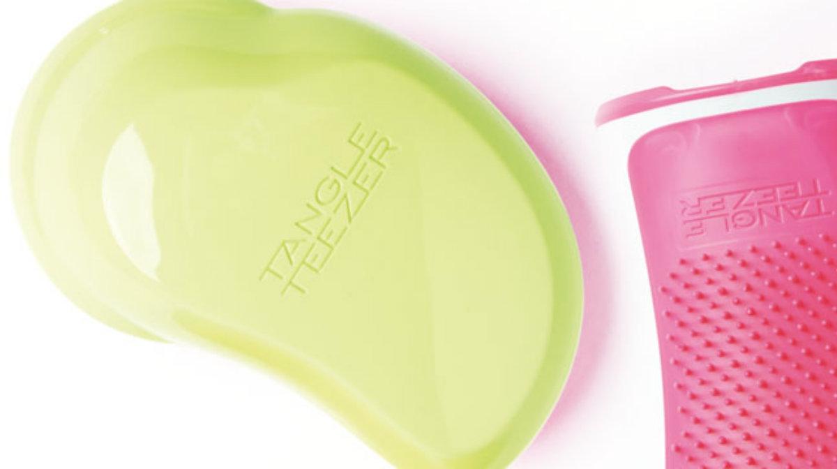 Introducing: Tangle Teezer Brushes