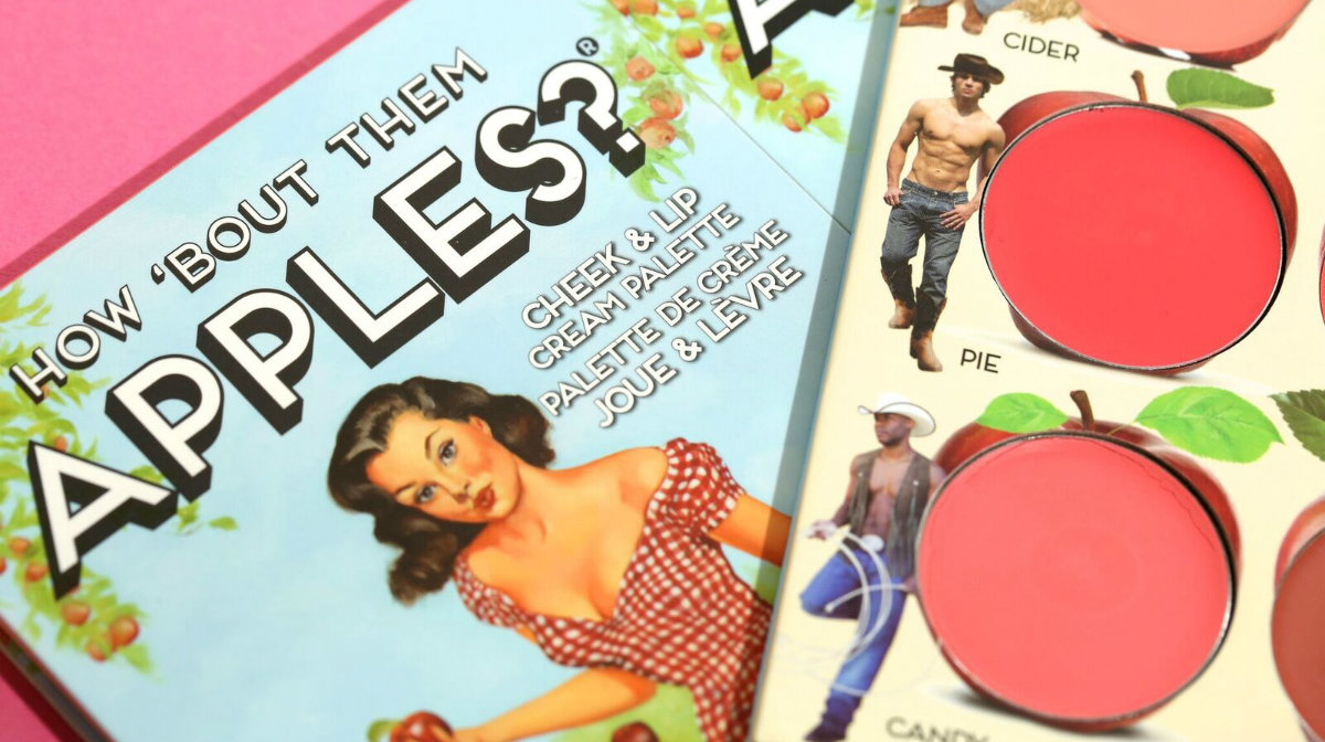 Look Fab in Five with theBalm