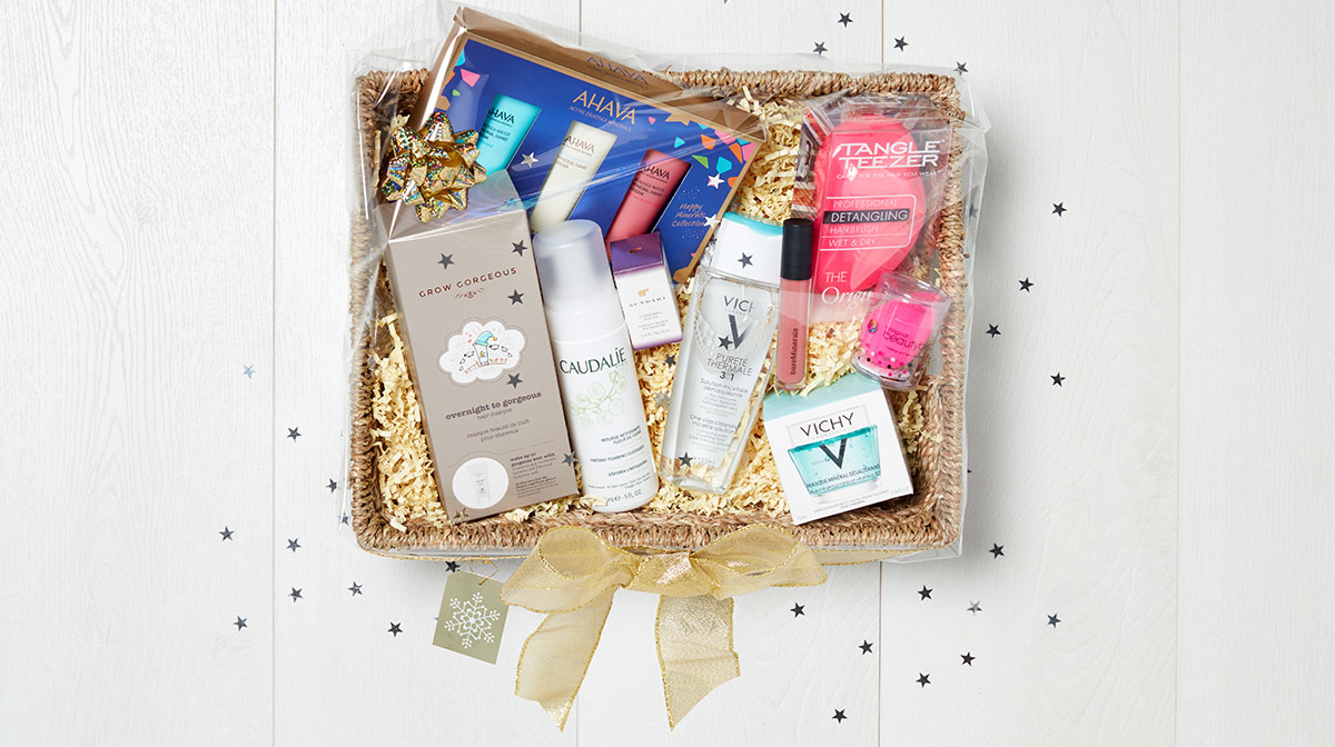 How To Build Your Own Beauty Hamper