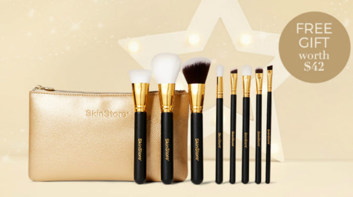 Why the SkinStore Make-up Brush Set is Amazing