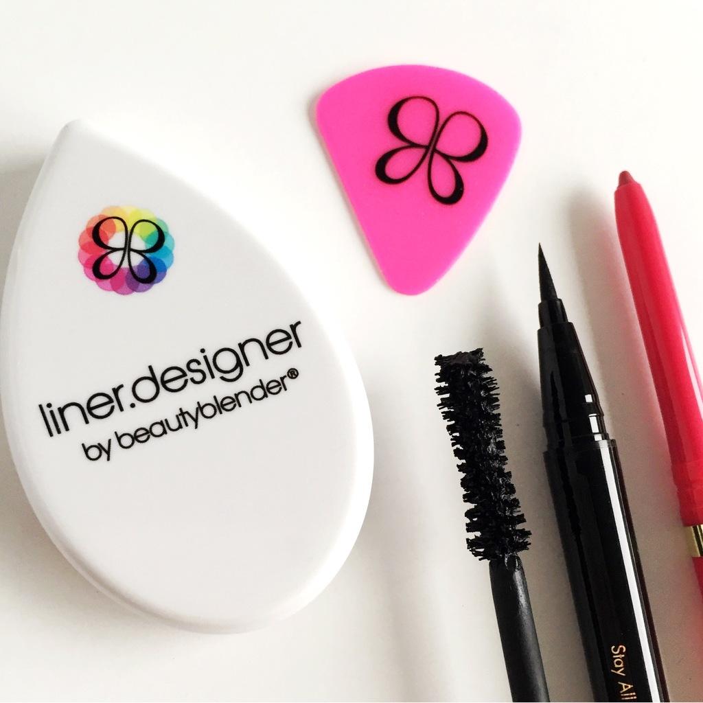liner.desginer beautyblender