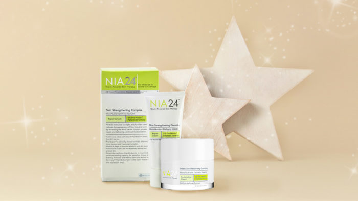 SkinStore Advent Calendar Day 1: Nia24