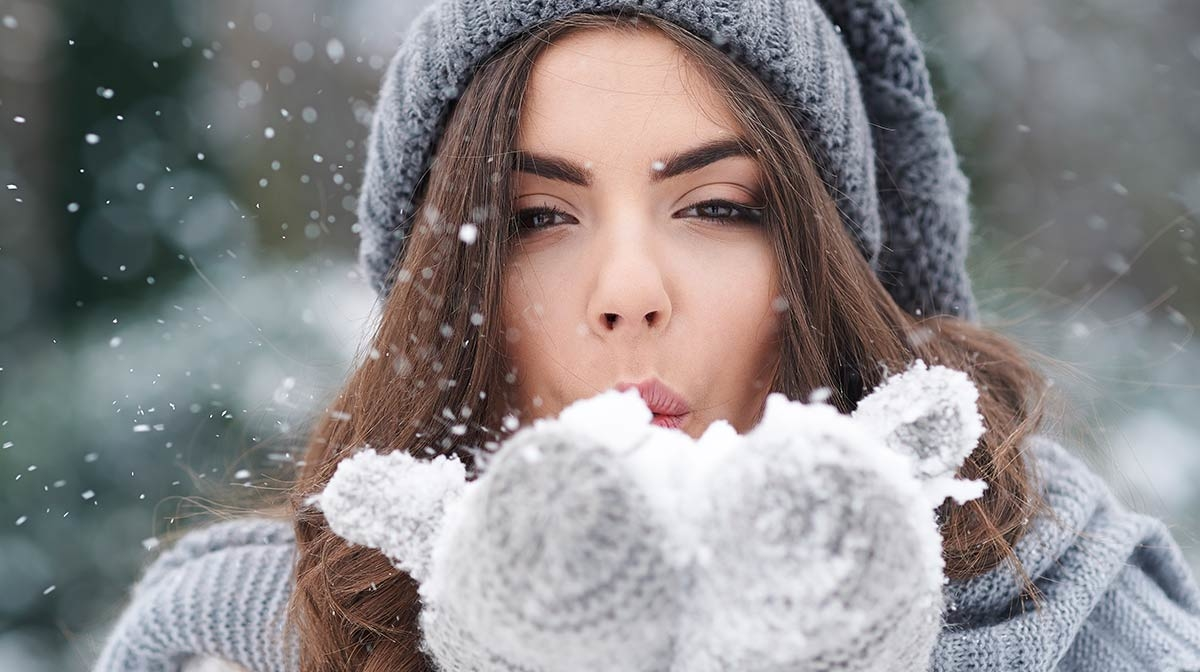 Winter Skin and Hair Hacks