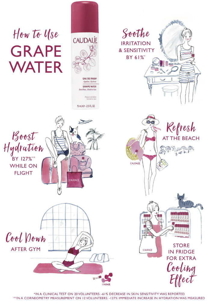 Caudalie Grape Water2
