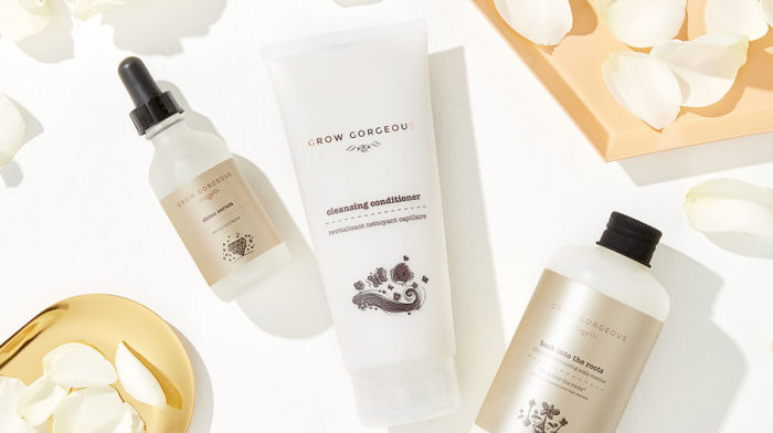 Beauty Discoveries: Grow Gorgeous Haircare