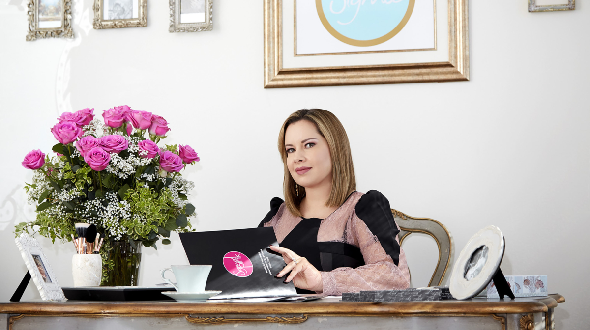 International Women's Day: Simone – Co-owner of Sigma Beauty