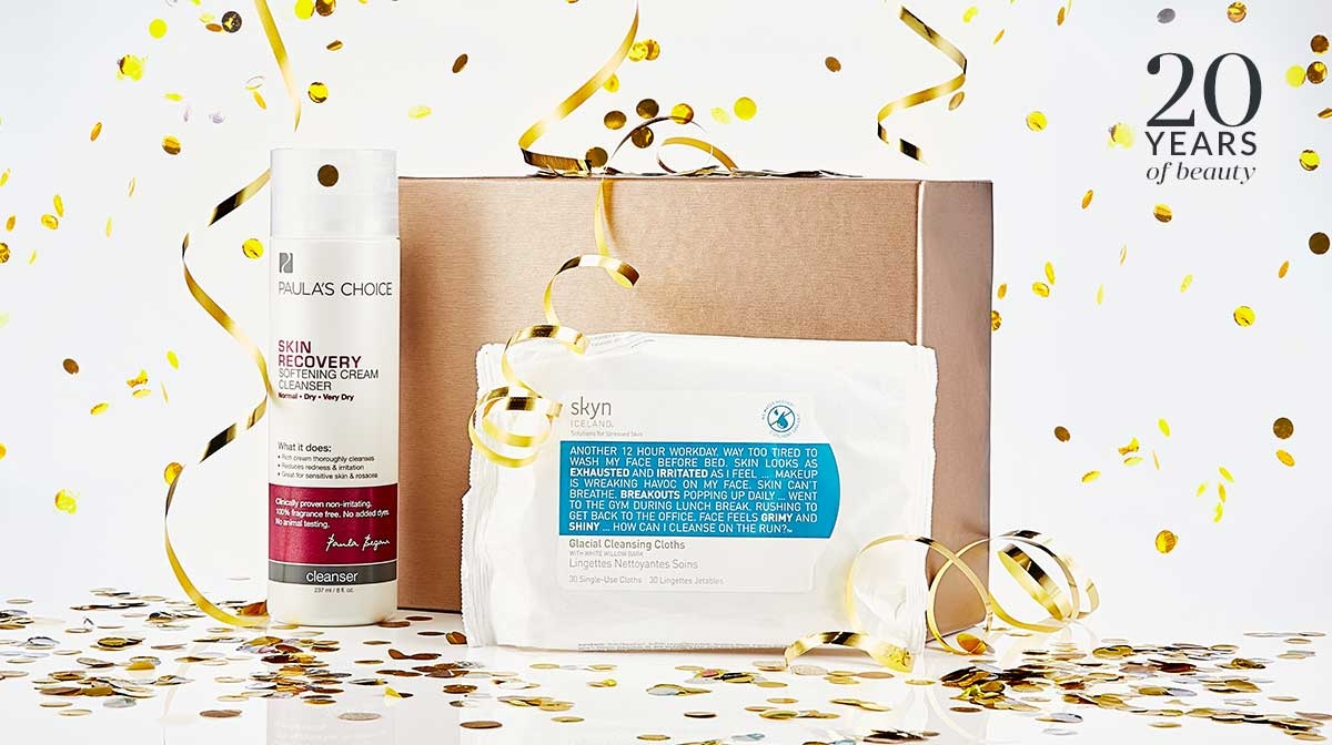 Celebrating Classic Cleansing Products