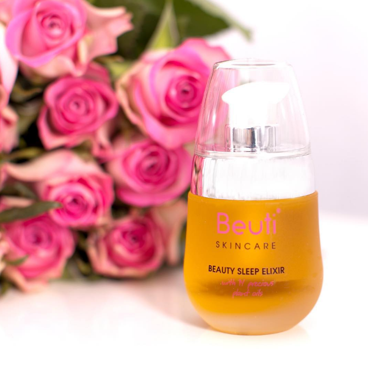 Treat Your Complexion to The Beauty Sleep Elixir Facial Oil