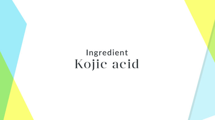 Ingredient Focus: Kojic Acid