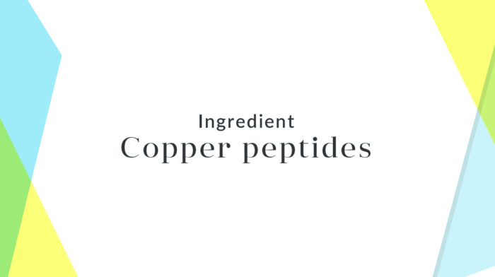 Everything You Need to Know About Copper Peptides